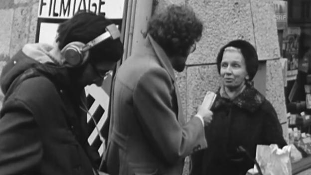 Video «50 Jahre mit der Kamera dabei» abspielen