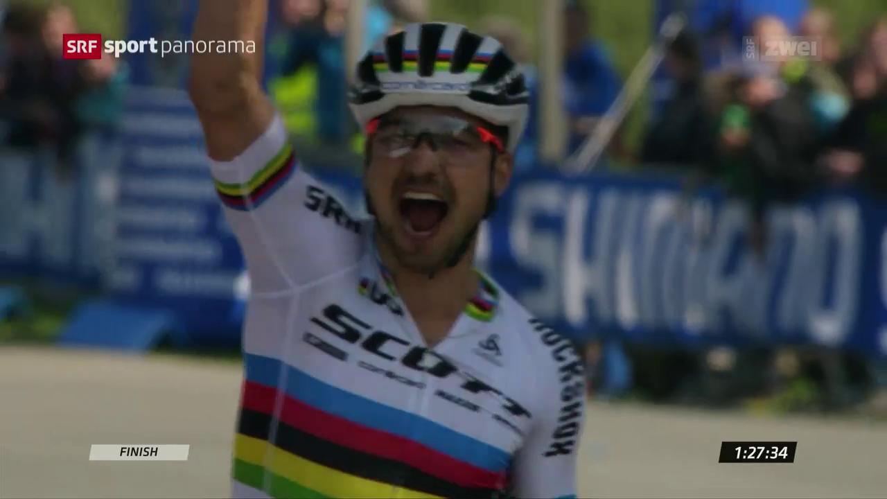 Nino Schurter triumphiert zum Weltcup-Auftakt