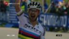 Video «Nino Schurter triumphiert zum Weltcup-Auftakt» abspielen