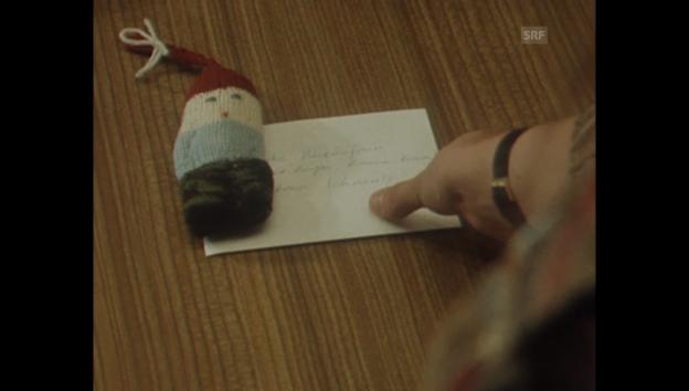 Video «Archivperle: Liebesbriefe aus Hägglingen» abspielen