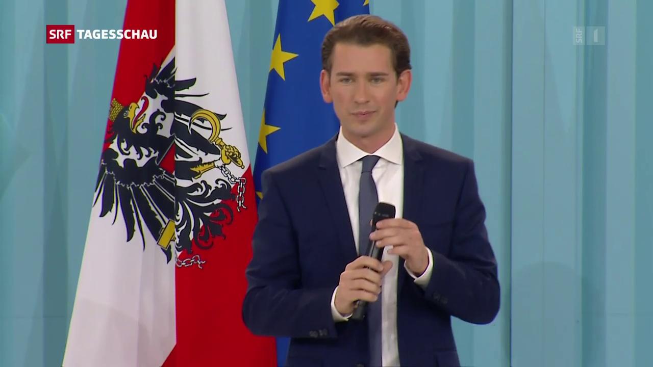 Wahlsieg von FPÖ und ÖVP