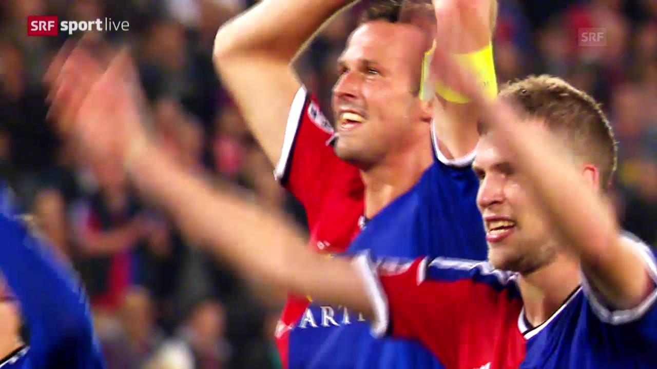 Fussball: CL, FCB in der Vorrunde