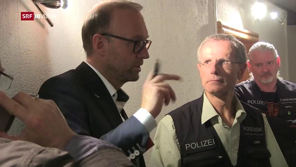 FOKUS: Serie «Die Staatsanwälte» Teil 1 – Adrian Kaegi