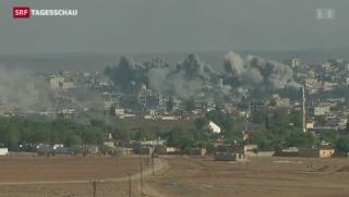 Video «Kampf um Kobane » abspielen