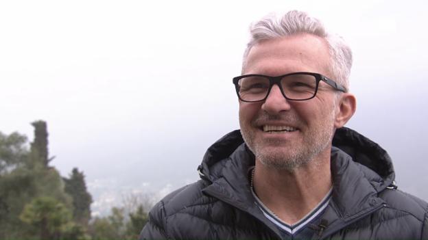 Video «Sandro Bertaggias Leben steht im Zeichen des HCL» abspielen