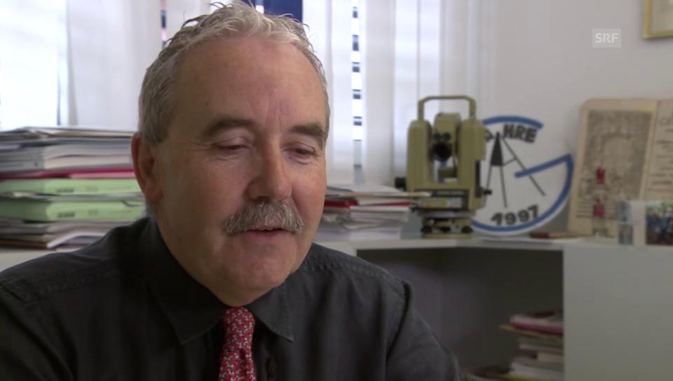 Hans Grunder: Es gibt nur Auns oder EU-Befürworter