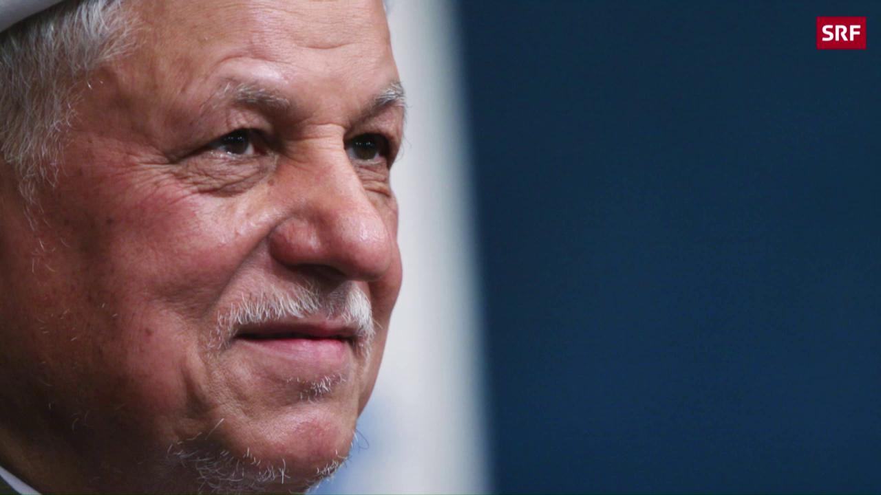Irans Ex-Präsident ist tot