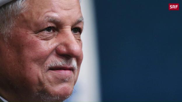Video «Irans Ex-Präsident ist tot» abspielen