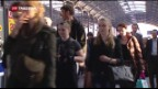 Video «Bevölkerungswachstum in der Schweiz geht leicht zurück» abspielen