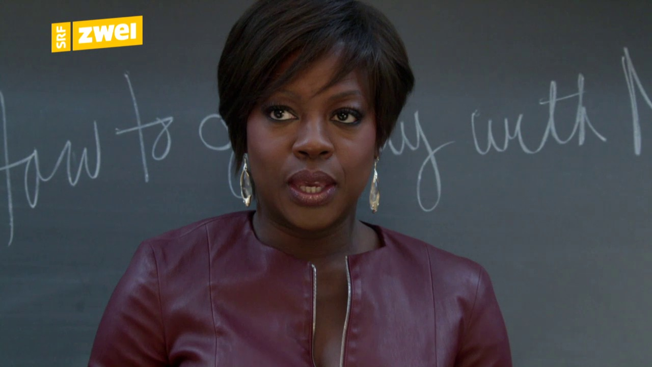 How to get away with murder vom 03.08.2015
