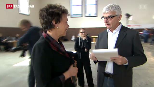 Solothurn: Bisherige Regierungsmitglieder bestätigt