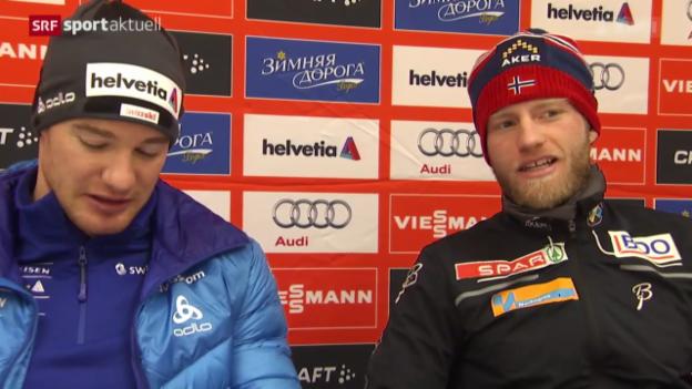 Video «Langlauf: Ausblick auf die Tour de Ski» abspielen