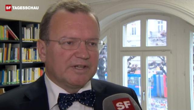 Claude Longchamp zur Übernahme von EU-Recht