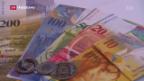 Video «SNB-Gewinn dank Gold» abspielen