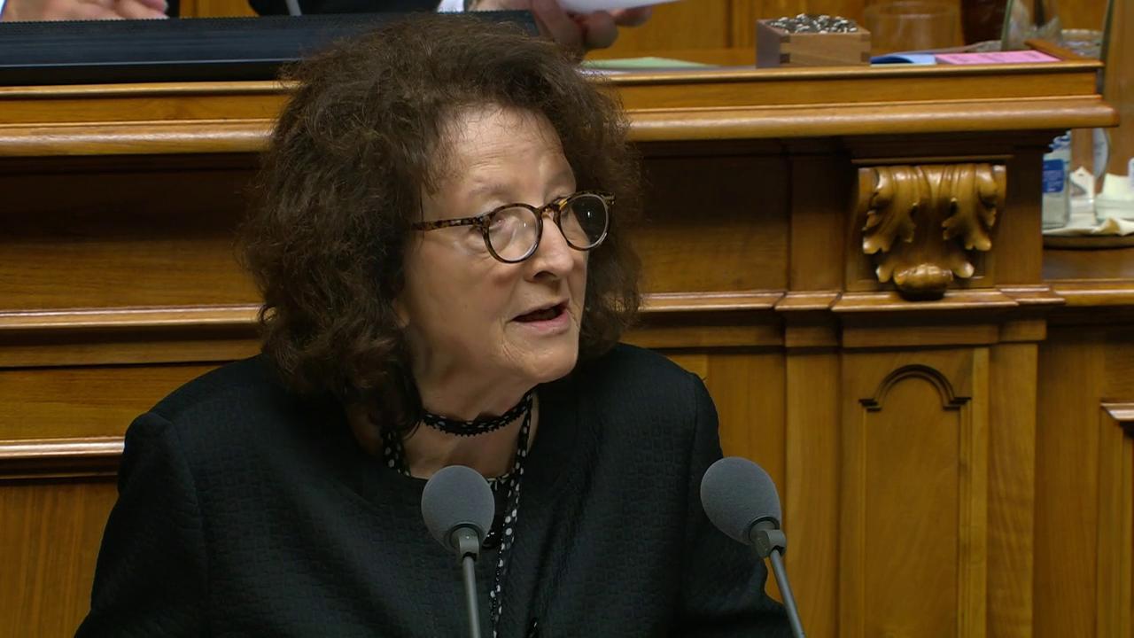 Bea Heim SP/SO: «Macht macht sich rasch zum Komplizen der unfairen Bedingungen.»
