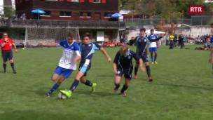 Laschar ir video «Highlights dal mezfinal dals umens»