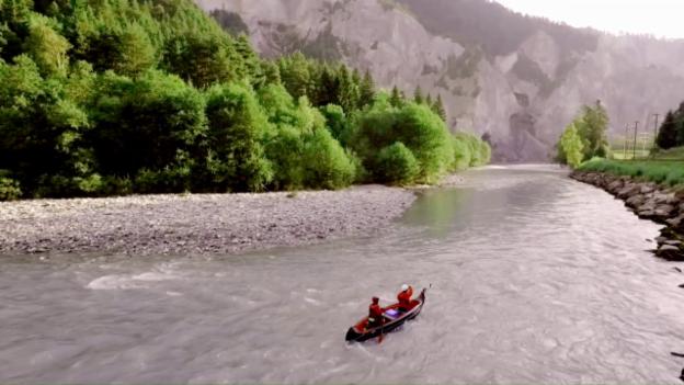 Video «Der Rhein – wie gefährdet ist das Ökosystem?» abspielen