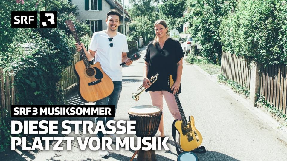 Ist das die musikalischste Strasse der Schweiz?