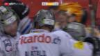 Video «Eishockey: Platzierungsrunde: Biel-Zug («sportaktuell», 15.3.14)» abspielen