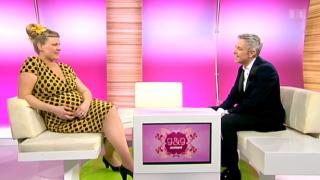 Video «Im Studio: «The Voice»-Gewinnerin Nicole Bernegger» abspielen