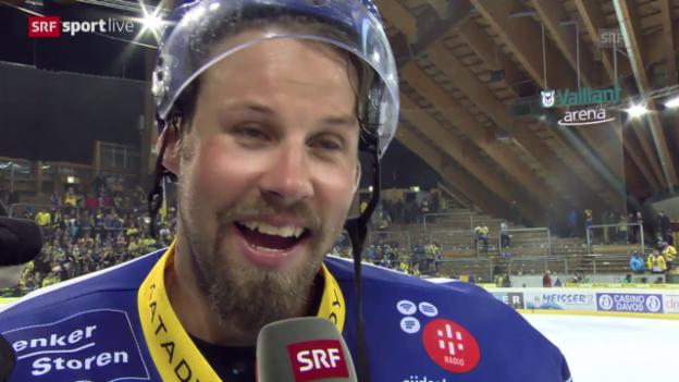 Video «Nach dem Spiel: Axelssons Gegenangebot» abspielen