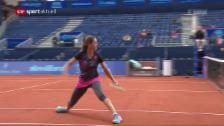 Video «Patty Schnyder missglückt das WTA-Comeback» abspielen