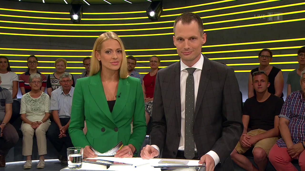 Arena/Reporter: Kast und die Kesb