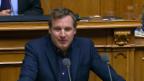 Video «Reimann: «Die Initianten stehen für eine starke aber unabhängige SRG»» abspielen