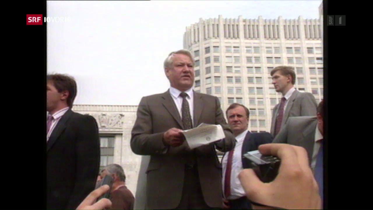 Putschversuch im August 1991