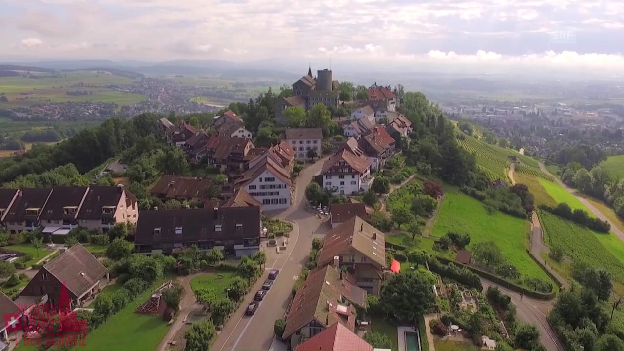 Dorfporträt: Regensberg (ZH)