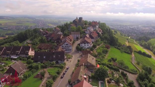 Video «Dorfporträt: Regensberg (ZH)» abspielen