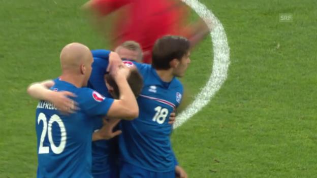 Video «Fussball: Island - Türkei» abspielen