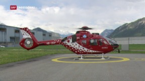Video «Skitourenfahrer sterben im Wallis» abspielen