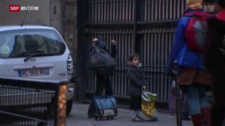 Video «Angst und Misstrauen in Paris» abspielen