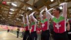 Video «Rad: Silber-Tag für die Schweiz in Grenchen» abspielen