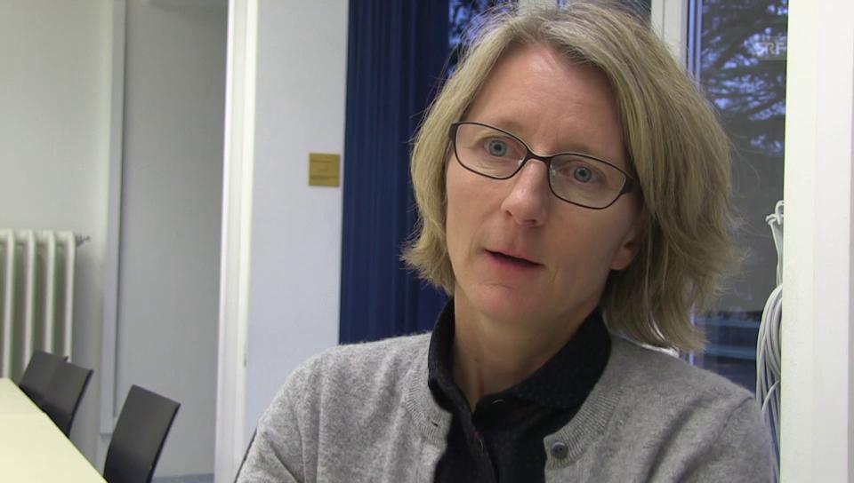 Marianne Rohrbach erklärt Josephines Krankheit