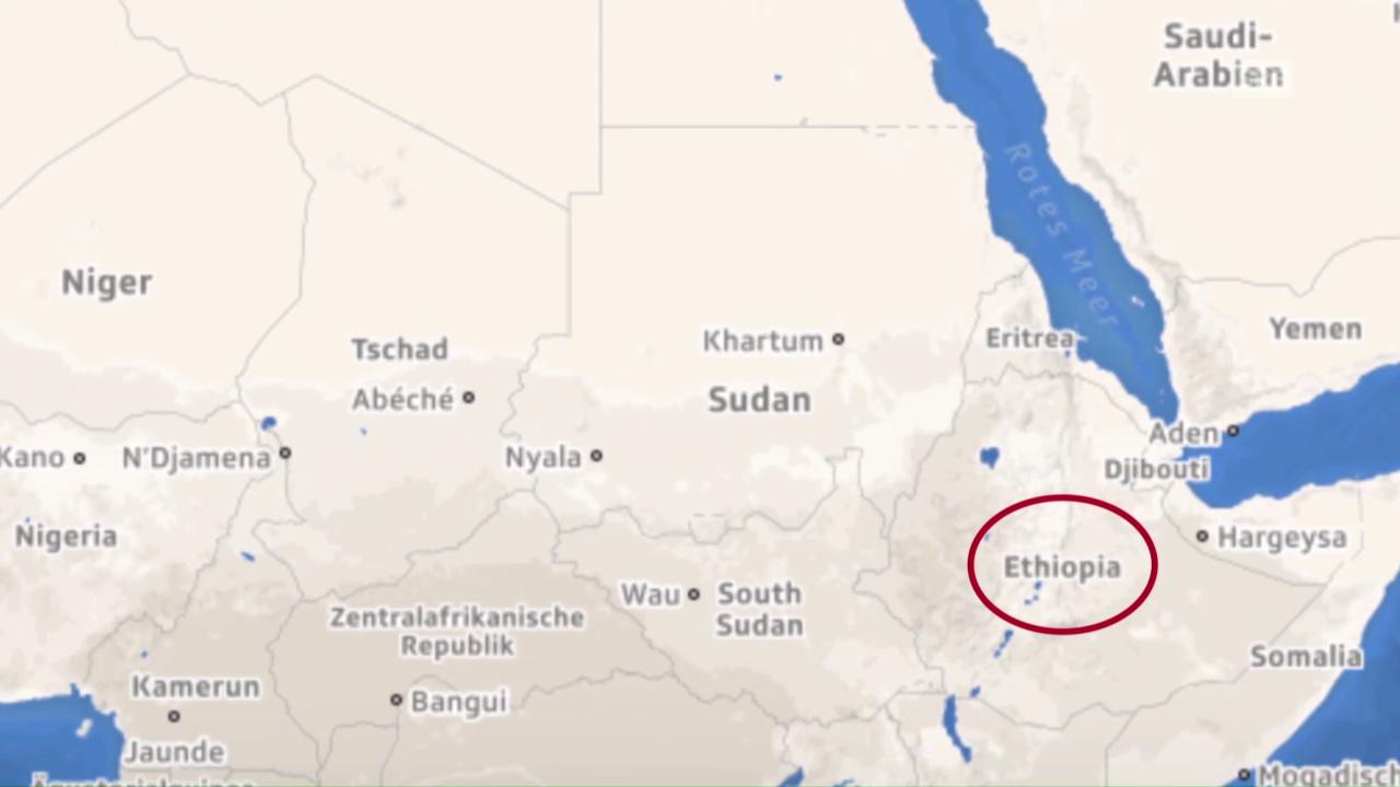 Warum flüchten Kinder aus Äthiopien?