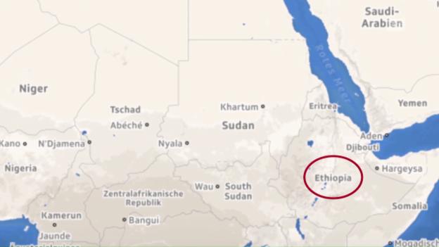 Video «Warum flüchten Kinder aus Äthiopien?» abspielen
