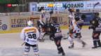 Video «Freiburg verliert auch gegen Lugano» abspielen
