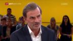 Video «Günthardt: «Federer hat immer noch ambitionierte Ziele»» abspielen