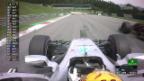 Video «Bottas gewinnt den GP von Österreich» abspielen