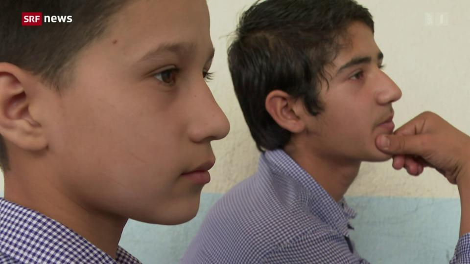 Aus dem Archiv: Mädchen ab zwölf dürfen nicht mehr zur Schule