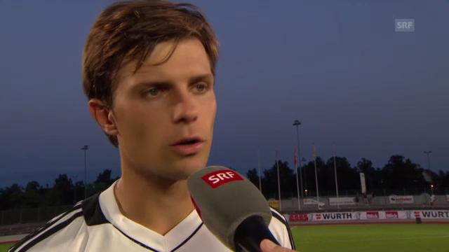 Interview mit Valentin Stocker