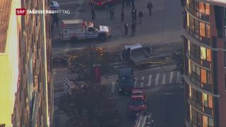 Video «Attentat in New York» abspielen