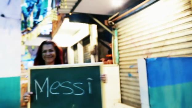 Video «Argentinien - Schweiz» abspielen