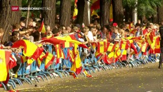 Video «Nationalfeiertag in Spanien» abspielen