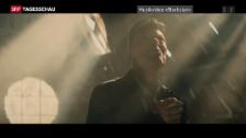 Video «David Bowie mit 25. Album» abspielen