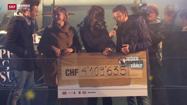 Video «Schweiz aktuell vom 16.12.2015» abspielen