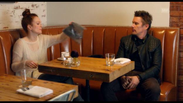 Video «Trailer von «Maggie's Plan»» abspielen