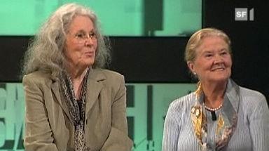 Linda Geiser und Rosa Schupbach